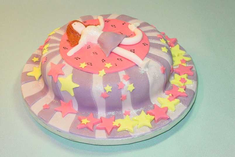Filed under : Childrens' Cakes, Celebrations, Girls Comments :